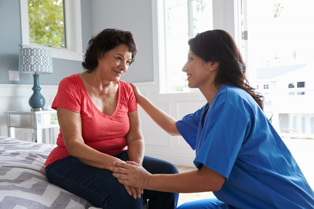 Importance of Emotional Support in Seniors