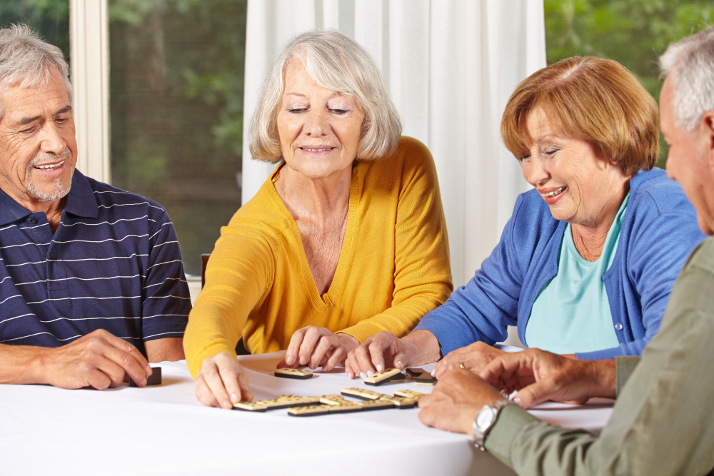 Awesome Bonding Activities You Can Have With Seniors at Home