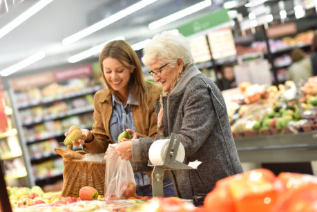 A Better Aging-in-Place - Grocery Shopping